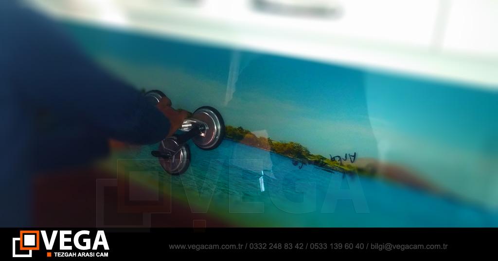 Vega Cam Tezgah Arası Cam Modelleri